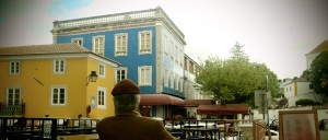 Portugese local at Sintra