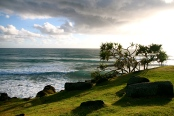 Burleigh Heads, Gold Coast.
