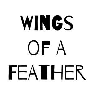 Wings of a feather logo