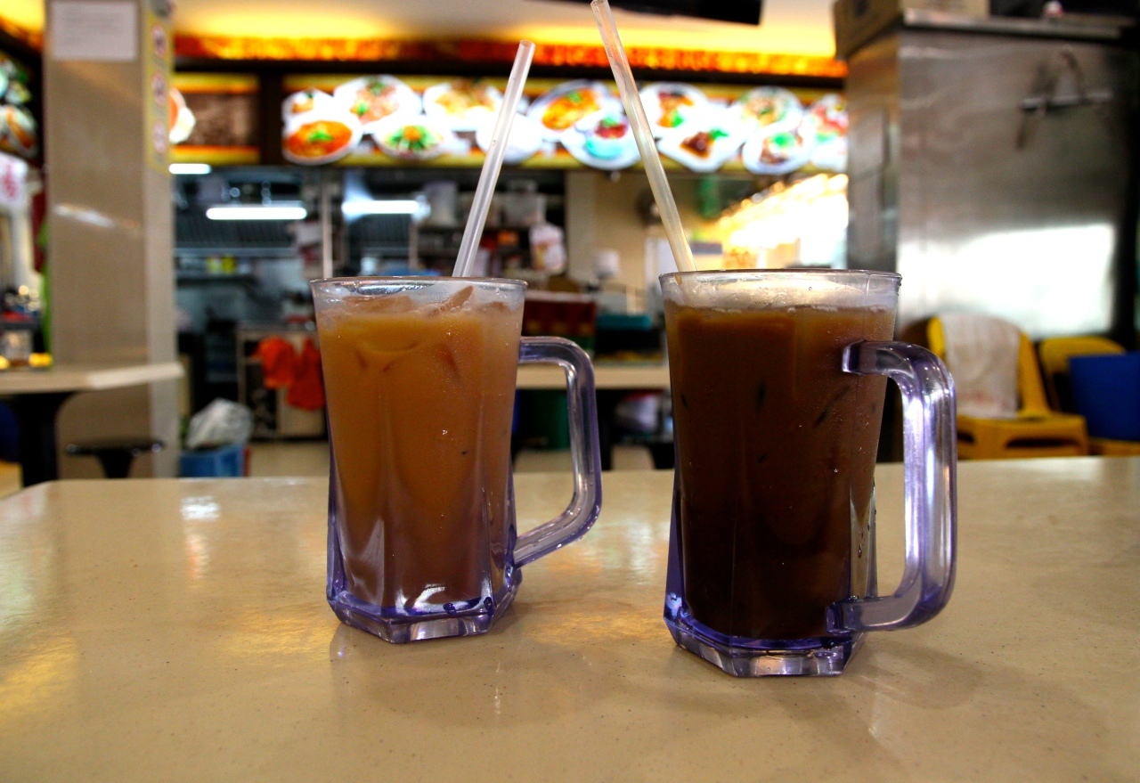 Teh Peng and Kopi Peng