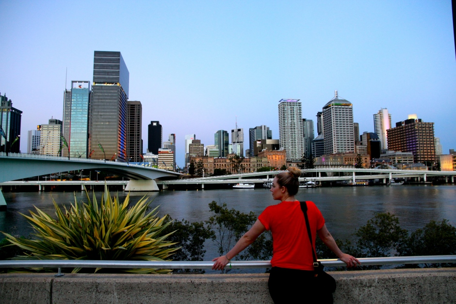 Brisbane City Phoebe Lee