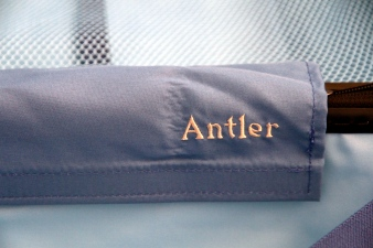 Antler luggage
