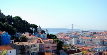Lisbon with a view