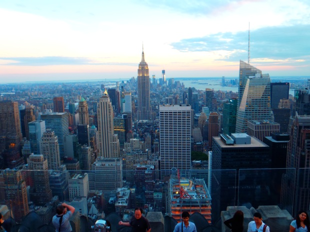 Empire State Building What to pack for a trip to New York Travel Blog Guide Packing