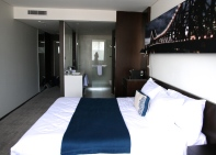 NEXT Hotel - the room