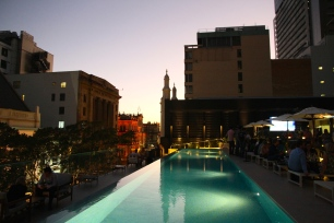 NEXT Hotel - Sunset Pool and Bar