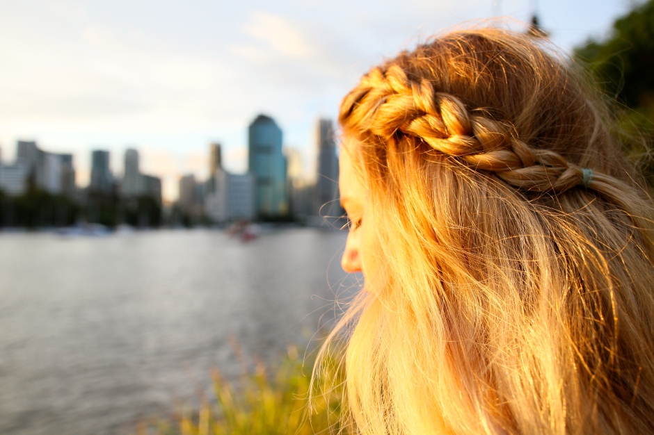 Phoebe Lee - Blogger - Brisbane - Australia - Hair