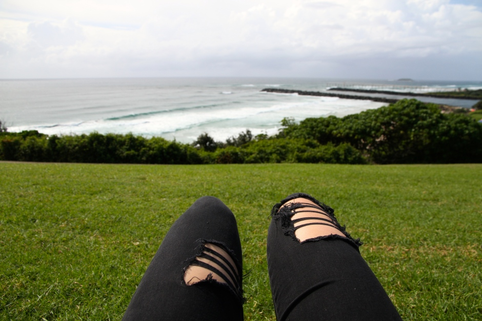 Phoebe Lee - Coolangatta - Danger Point