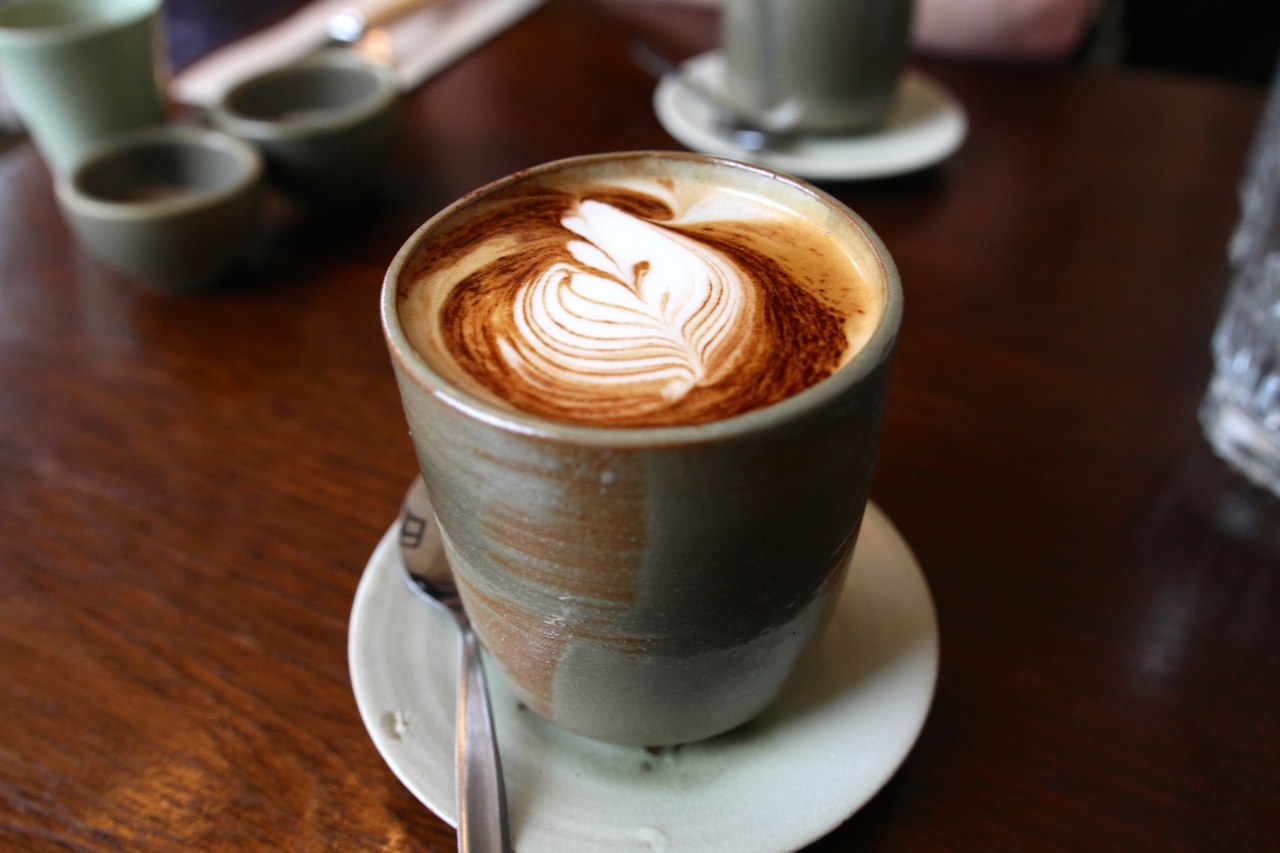Queensberry Pour House Coffee