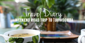 Travel Diary Toowoomba cover