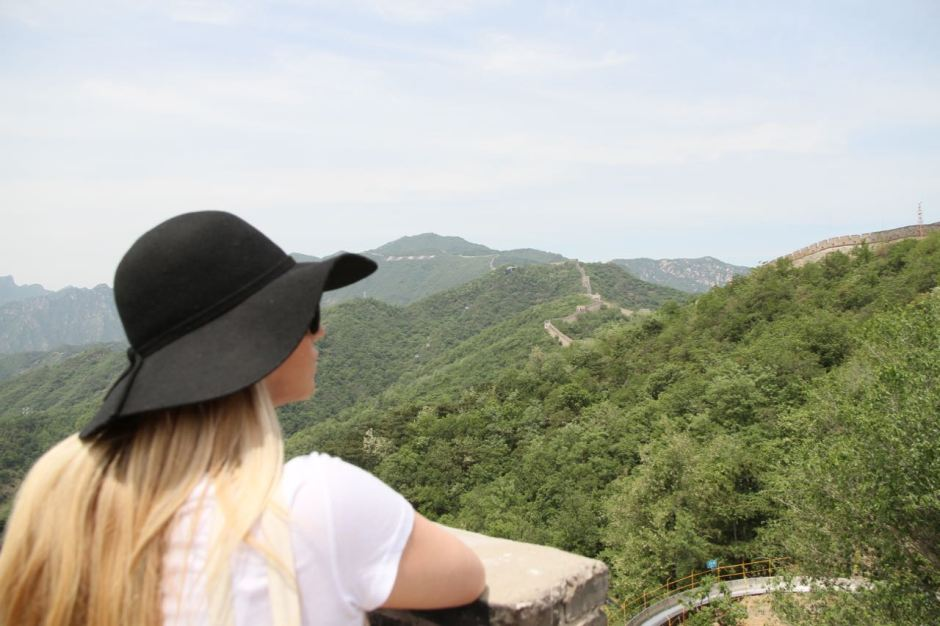 Visiting the Great Wall