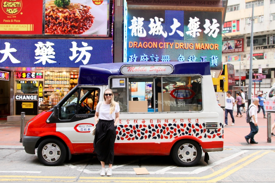Mister Softee 47 Things to do in Hong Kong Travel Blog