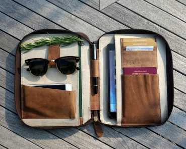Travel Wallet from HouseofLH