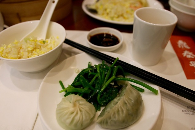 Lunch at Din Tai Fung