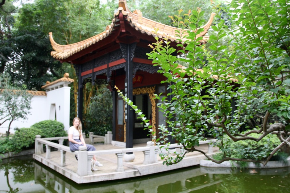 Guangzhou Orchid Garden Blog Travel