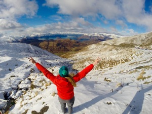 Phoebe Lee Travel Blogger New Zealand Winter Adventure Video