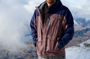 Kathmandu Coat What to pack for a trip to new zealand in winter travel blog