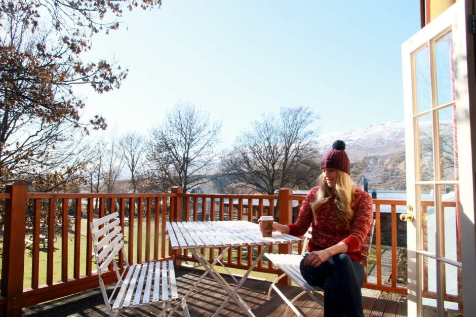 Phoebe Lee Travel Blogger New Zealand Cardrona Hotel
