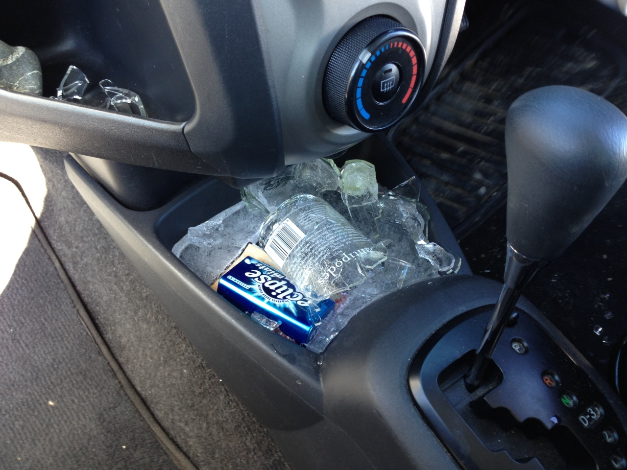 Leaving Glass Bottles in Cars in New Zealand is a bad idea travel tips blog