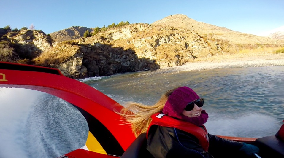 Shotover Jet Queenstown Review Tinggly Travel Blogger