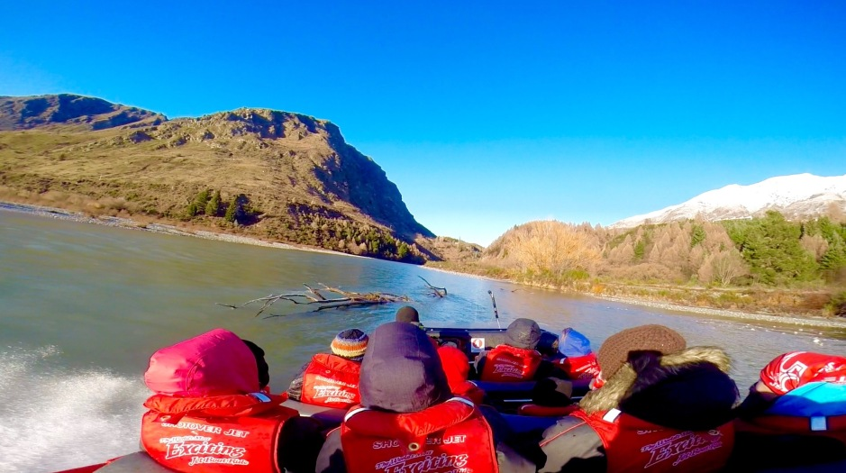 Travel Blog Tinggly Review Shotover Jet Queenstown