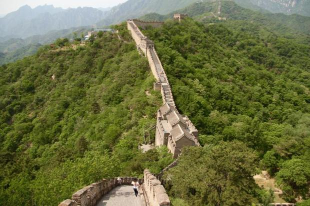 How to visit the Great Wall of China from Beijing Mutianyu Section