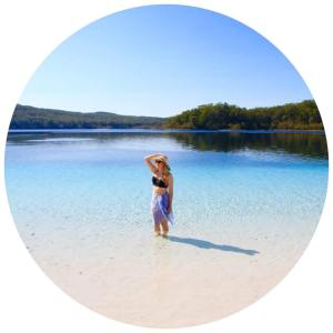 Phoebe Lee Travel Blogger Queensland Australia