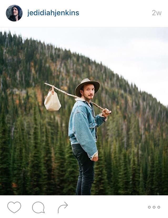Jedidiah Jenkins - my favourite travel instagrammers of 2015