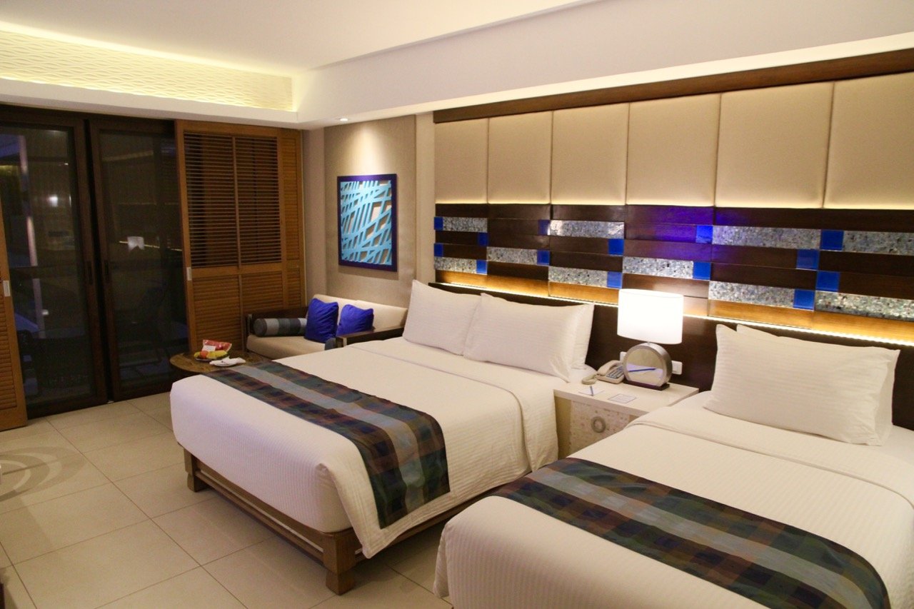 Premier Room Henann Lagoon Resort Travel Blog Review Philippines Holiday