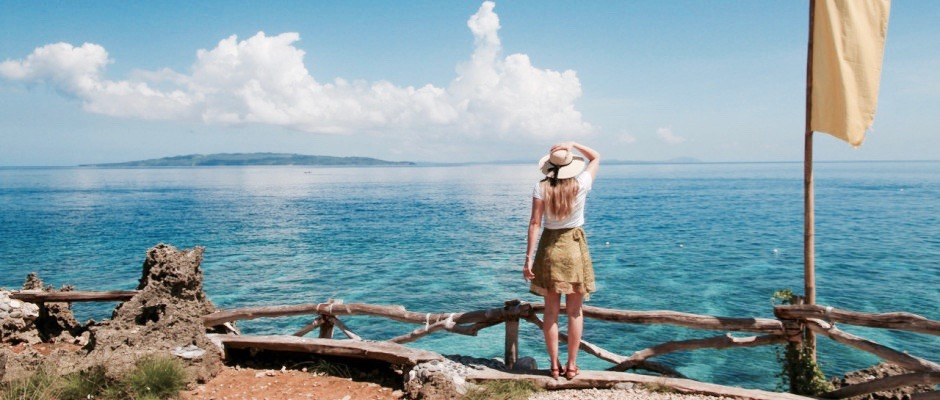 It's really hard being body positive as a travel blogger