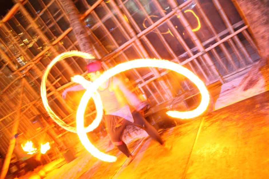 Fire-Twirling Know Before You Go Philippines