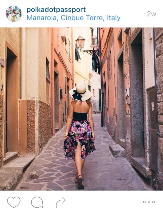 Polkadot Passport Nicola Easterby - Favourite Instagrammers of 2015 Travel