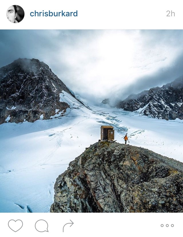 Chris Burkard - Favourite Instagrammers of 2015 Travel