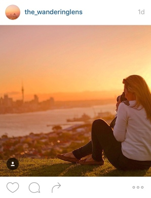 Lisa Michele Burns - Favourite Instagrammers of 2015 Travel