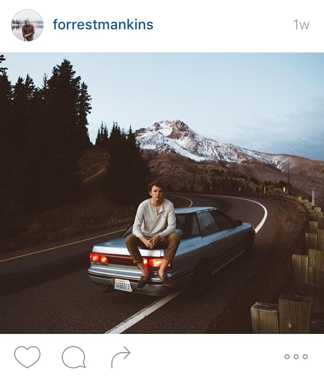 Forrest Mankins - Favourite Instagrammers of 2015 Travel