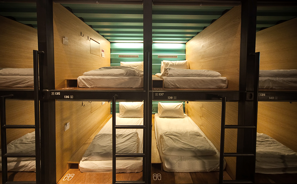Capsule by Container Hotel at KLIA