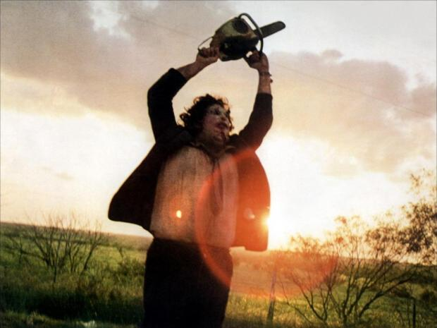 BBQ at my place, guys! BYOB. (Texas freakin Chainsaw Massacre)