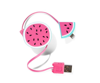 watermelon cable charger