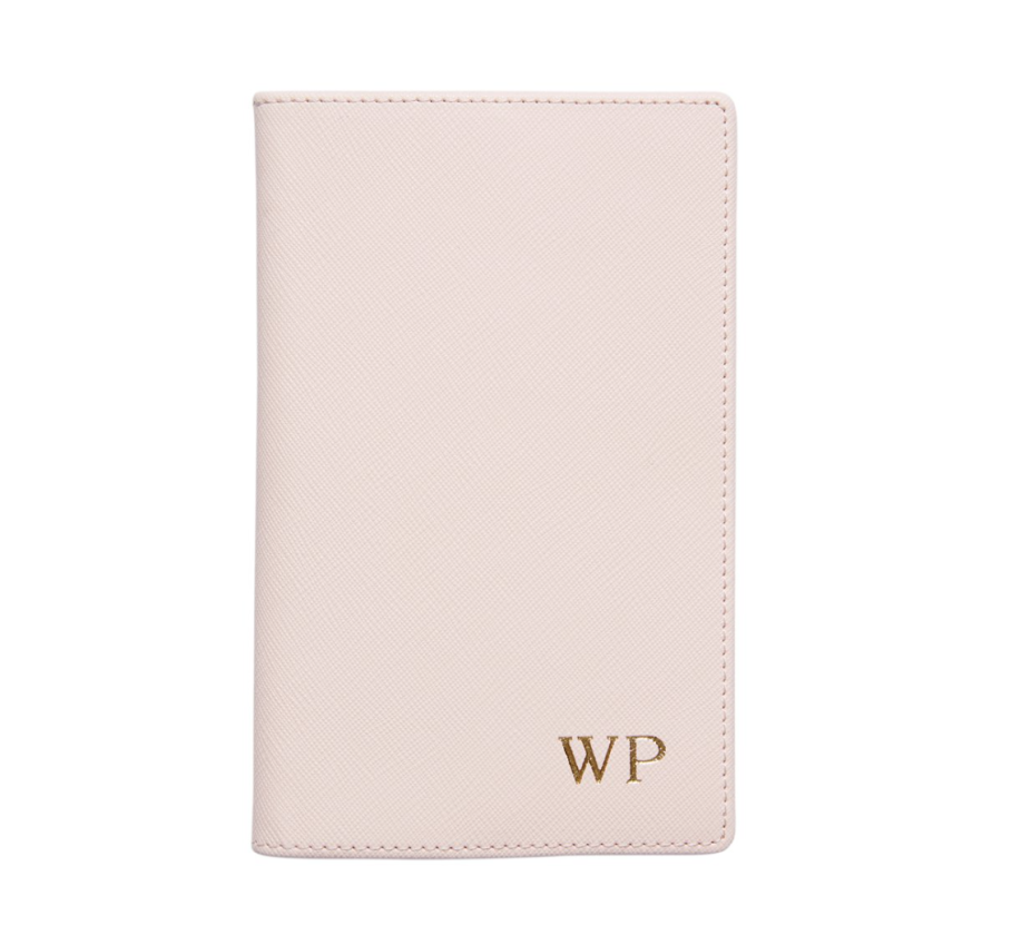 Daily Edited - Monogramed travel accessories