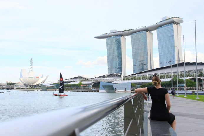 Singapore on a budget Phoebe Lee Travel Blogger
