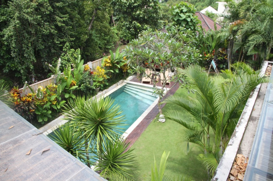 My amazing stay at a private villa in Seminyak
