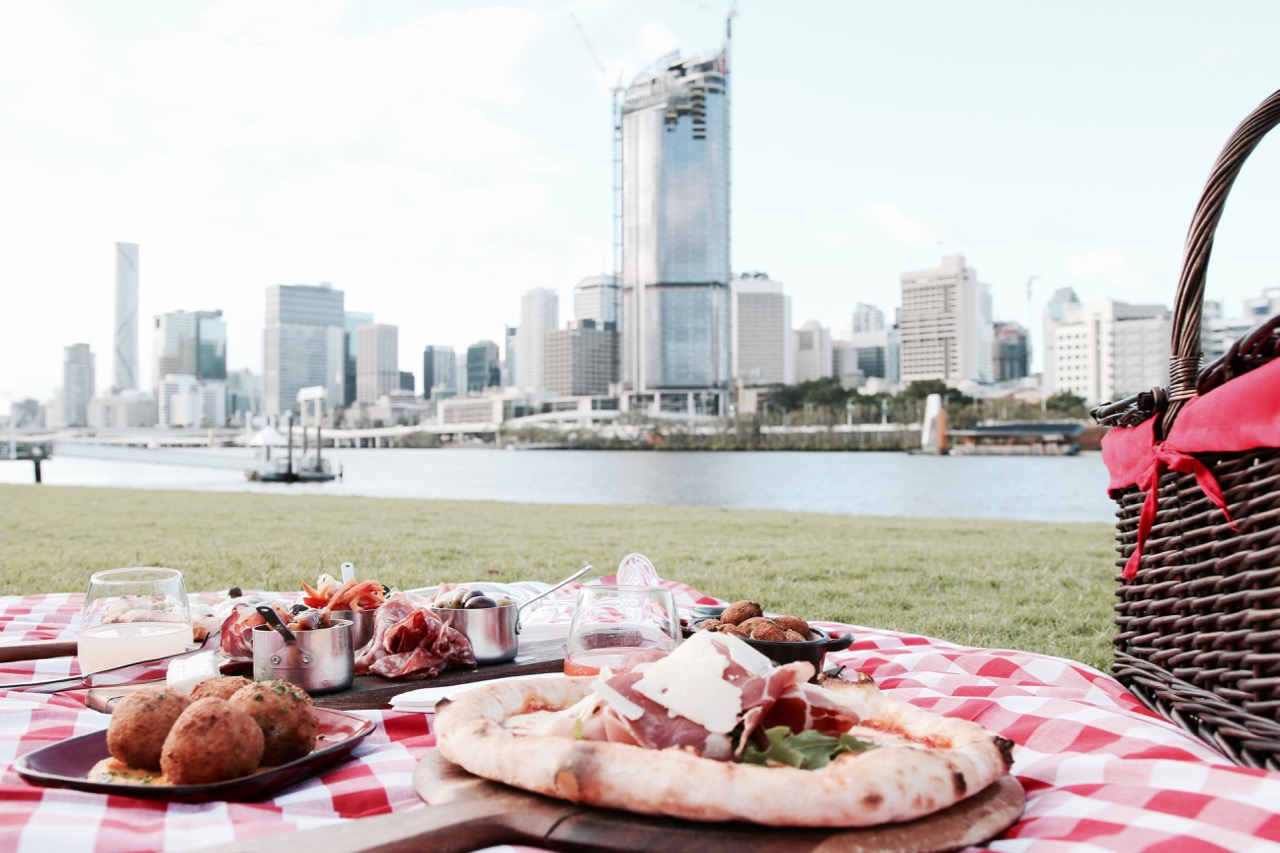 The best picnic spot in Brisbane!