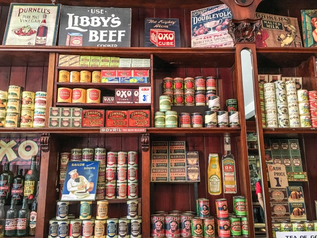 Historical Shopping at the Stores in St Fagans