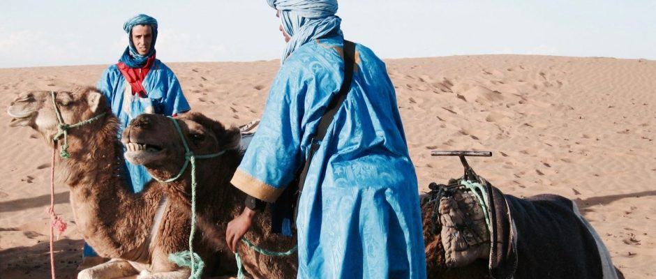 My Travel Stories: The time things got really wild in Morocco