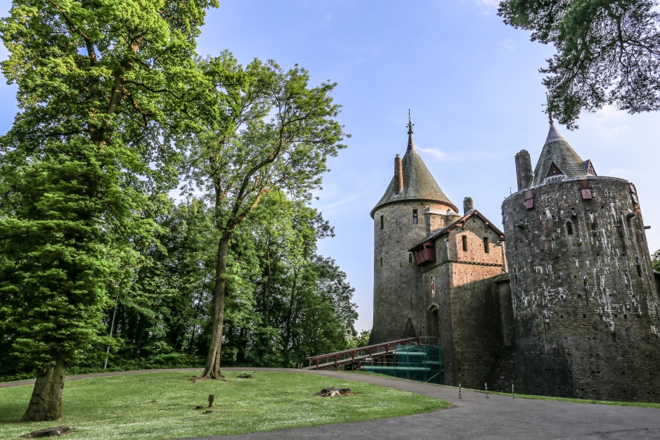 The Fairytale Castle Coch