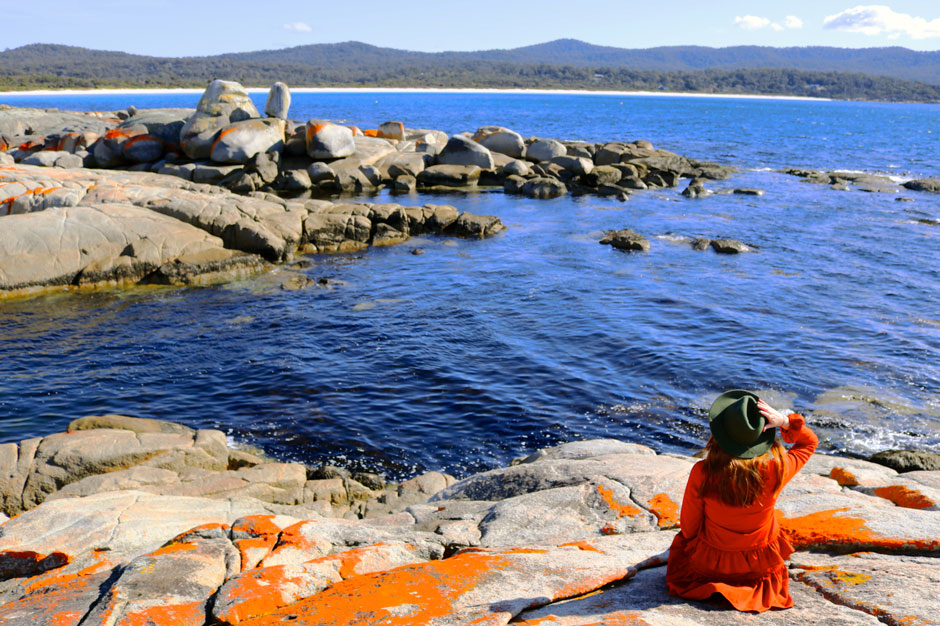 Bay of Fires. Image: Elle of This is Yugen