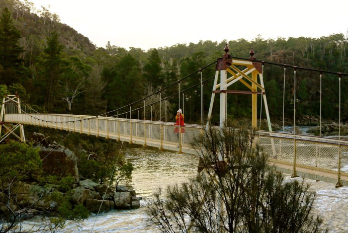 Cataract Gorge. Image: Elle of This is Yugen