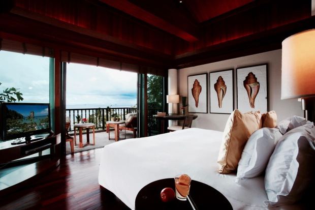 The must-try luxury accommodation in Ao Nang