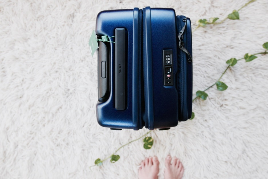 This strange suitcase will change the way you look at luggage