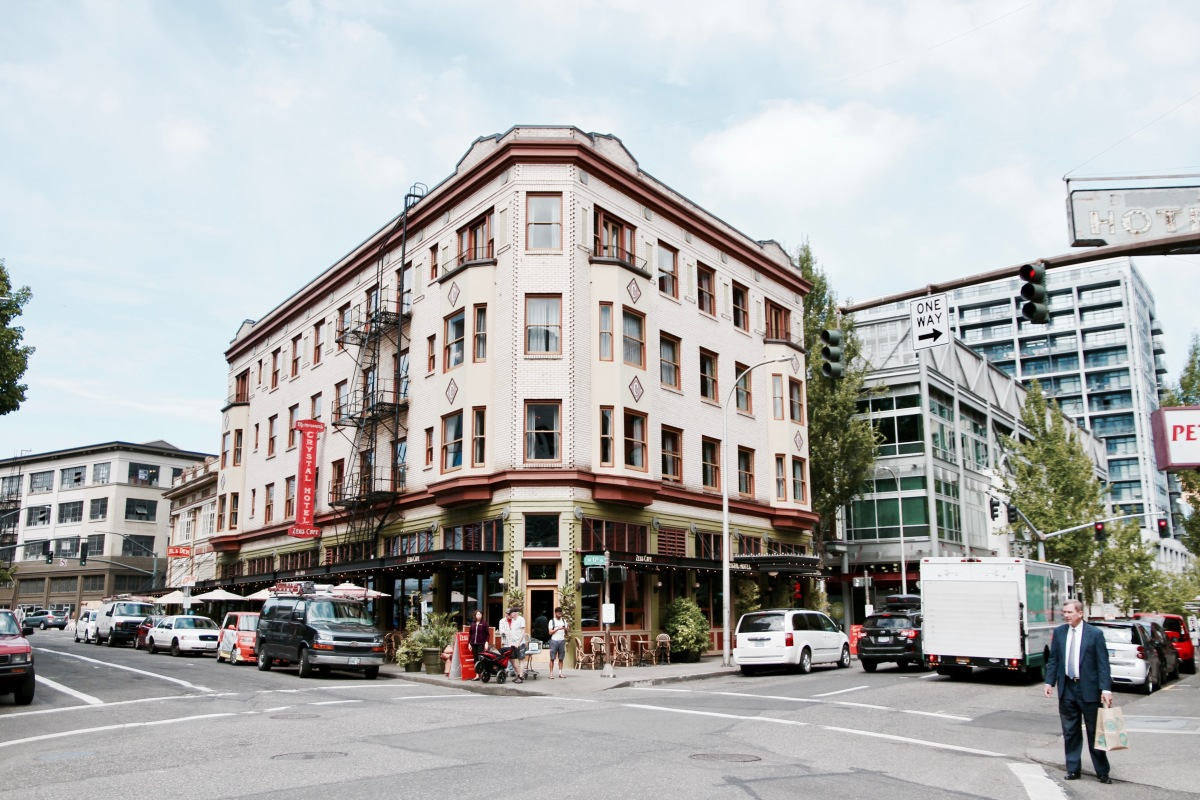 Where to stay in Portland - a guide to the best places!